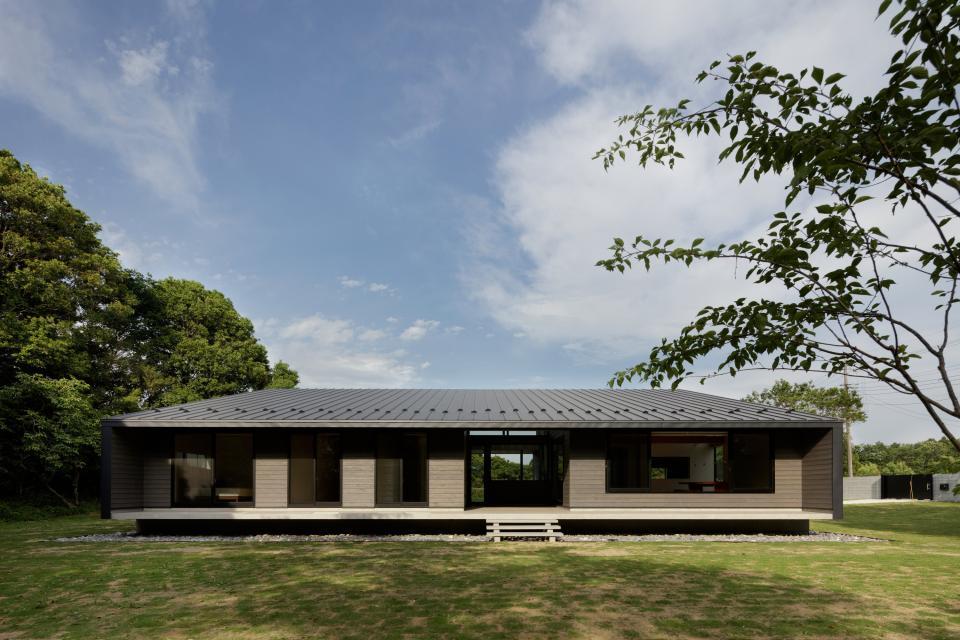 佐倉の週末住宅 子育て世代の自然の中の週末住宅の写真4