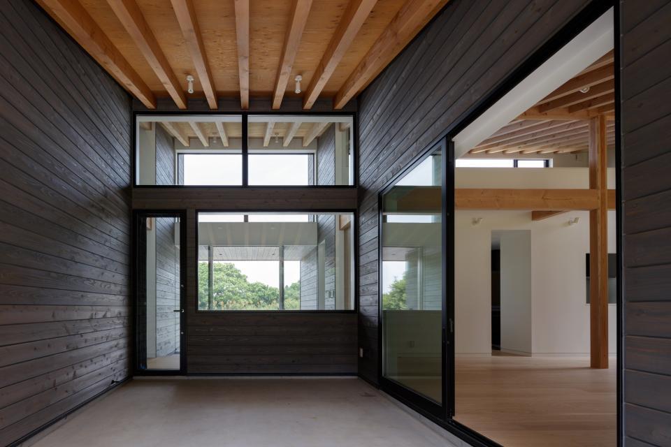 佐倉の週末住宅 子育て世代の自然の中の週末住宅の写真8