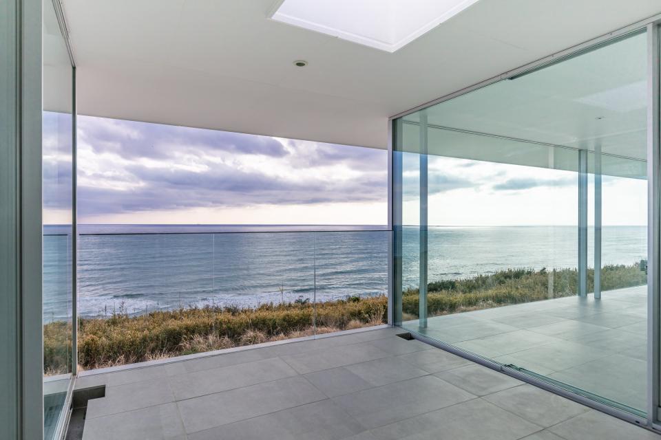 水平線の家 大海原の風景と暮らす家の写真10