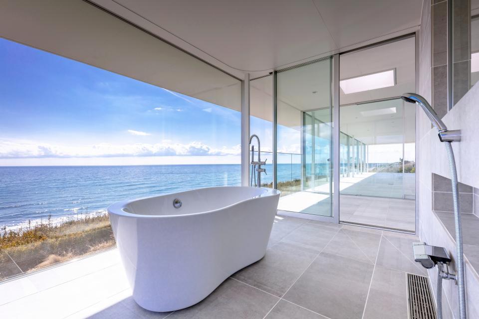 水平線の家 大海原の風景と暮らす家の写真12