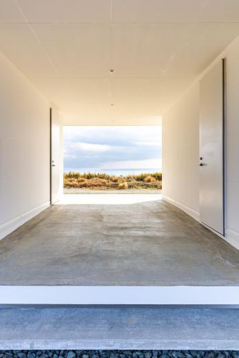水平線の家 大海原の風景と暮らす家の写真15