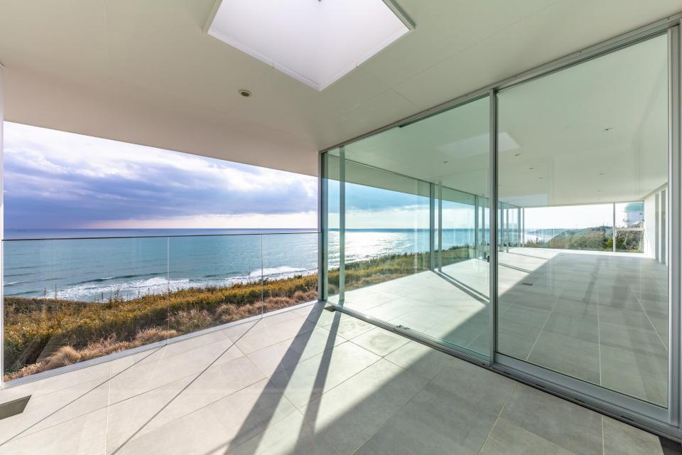 水平線の家 大海原の風景と暮らす家の写真2