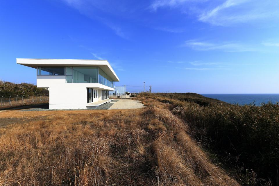 水平線の家 大海原の風景と暮らす家の写真4