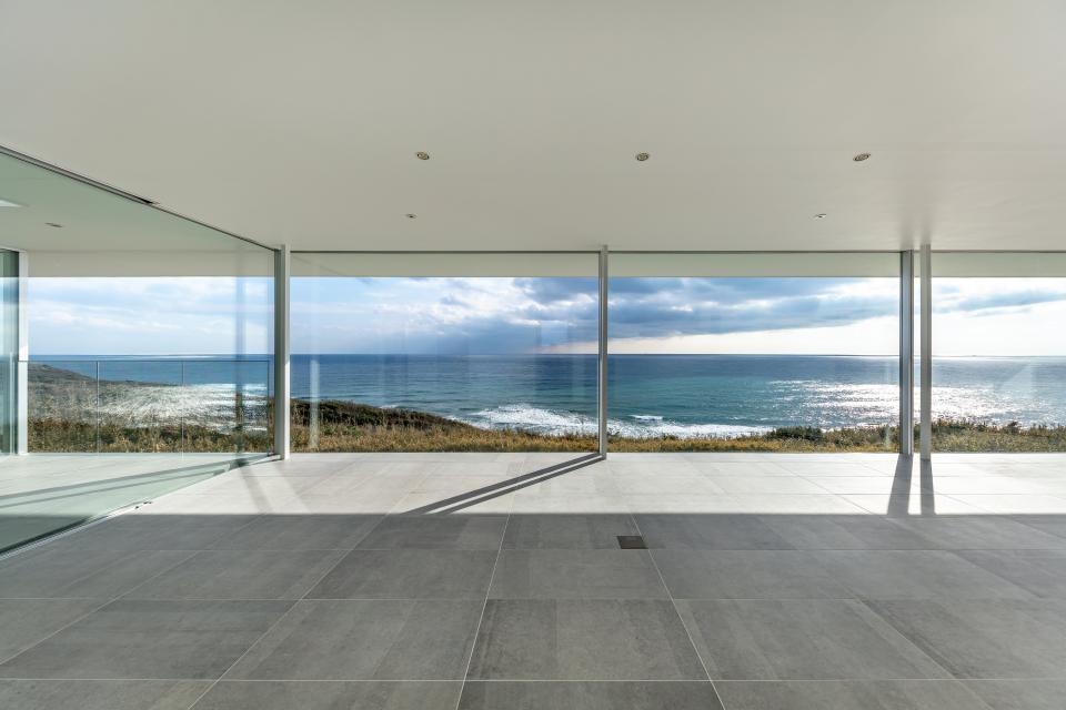 水平線の家 大海原の風景と暮らす家の写真7