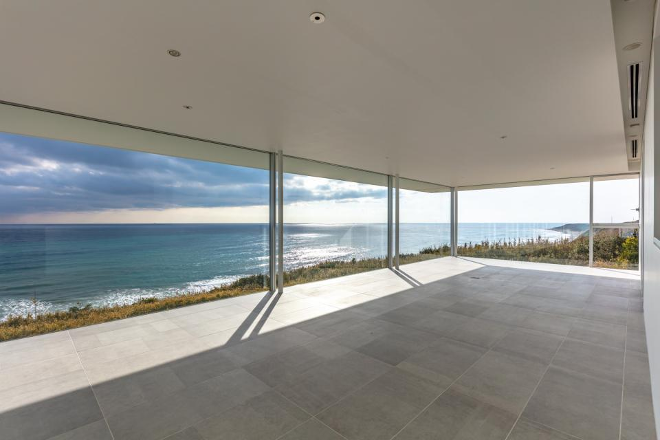 水平線の家 大海原の風景と暮らす家の写真8