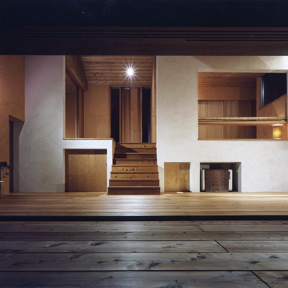 蓼科高原の家|大開口から八ヶ岳が一望できる週末住宅の写真10