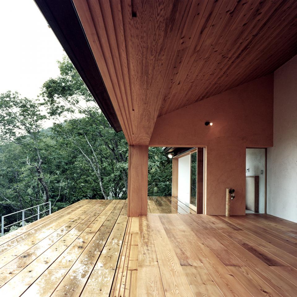 蓼科高原の家|大開口から八ヶ岳が一望できる週末住宅の写真11