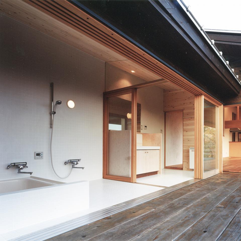 蓼科高原の家|大開口から八ヶ岳が一望できる週末住宅の写真5