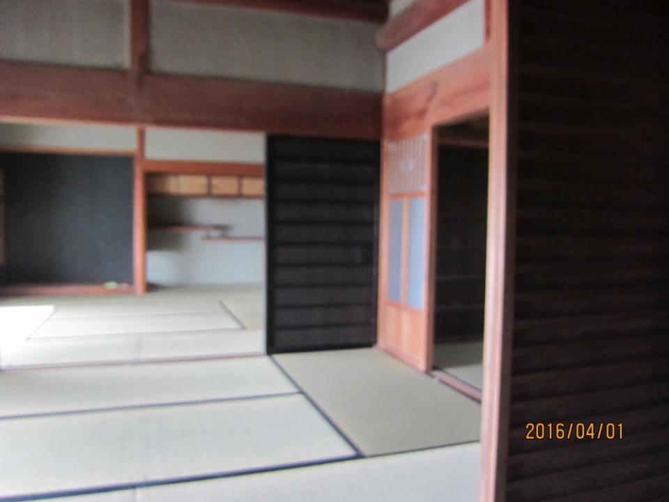 奈良県 明日香村にある 築120年の古民家リフォームの写真1