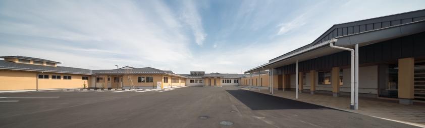 立科町の老人福祉施設の写真1