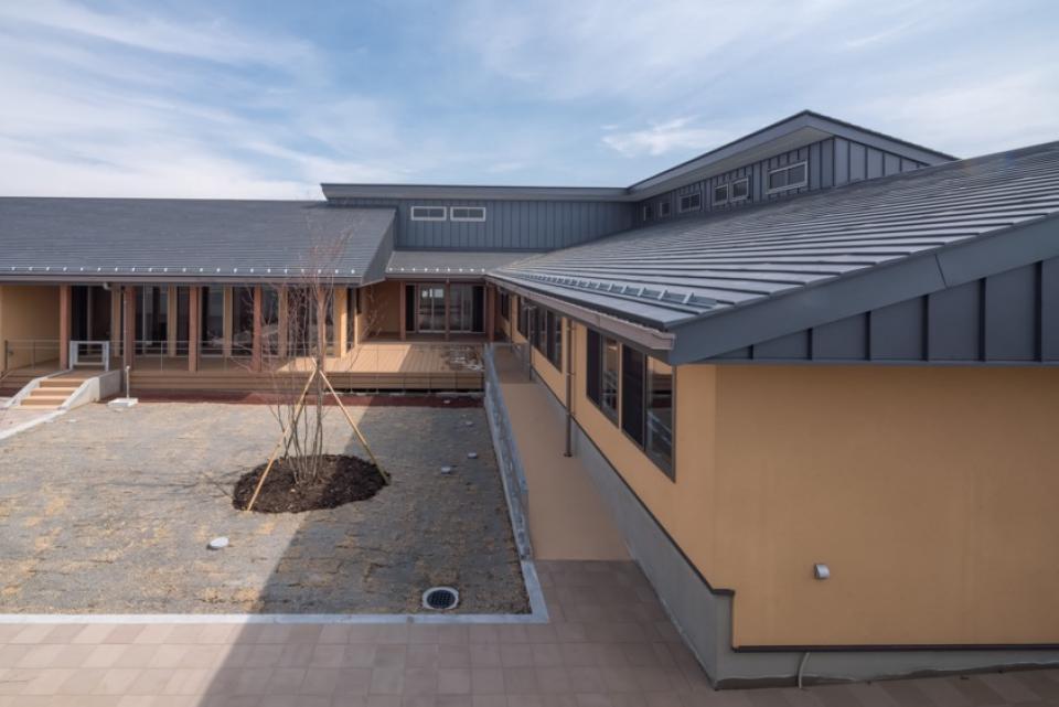 立科町の老人福祉施設の写真2