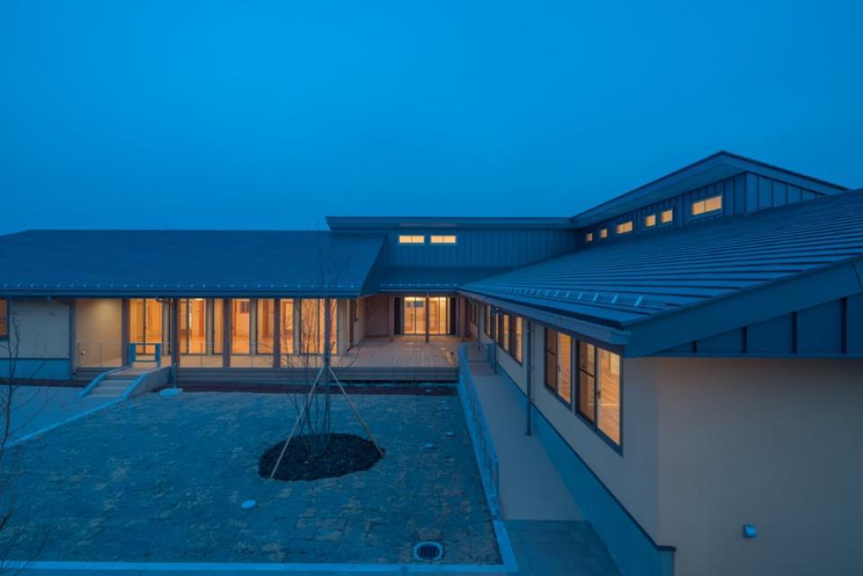 立科町の老人福祉施設の写真3