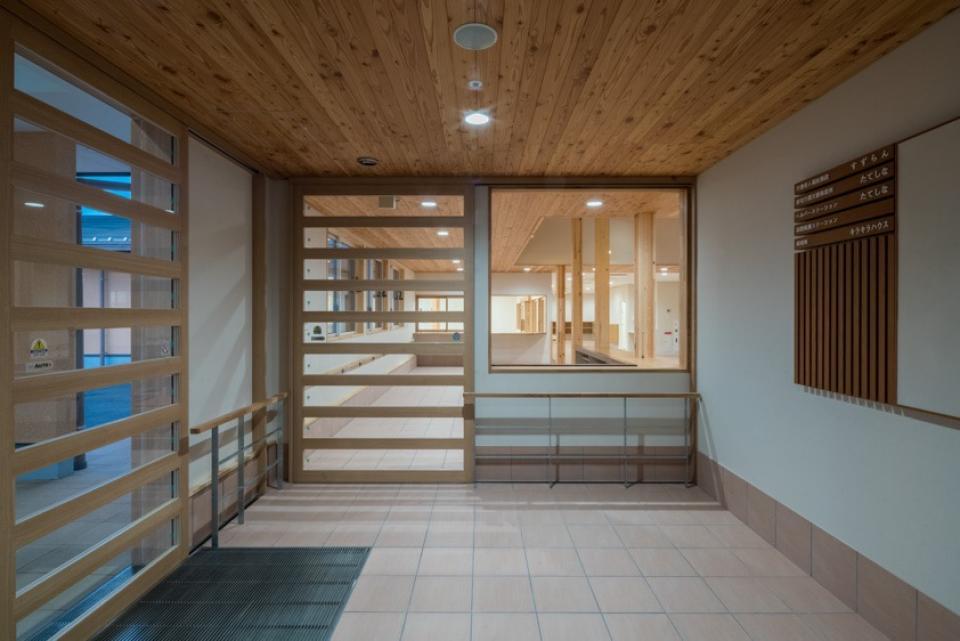 立科町の老人福祉施設の写真4