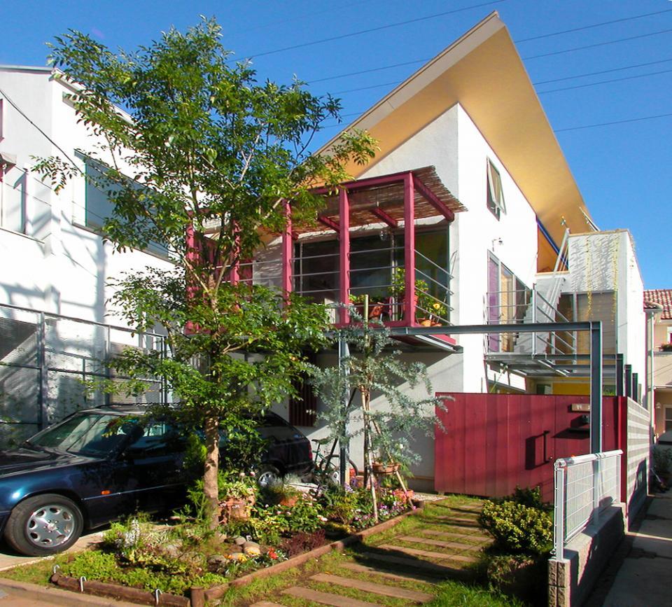 M-House ミモザの木から発送した家の写真0