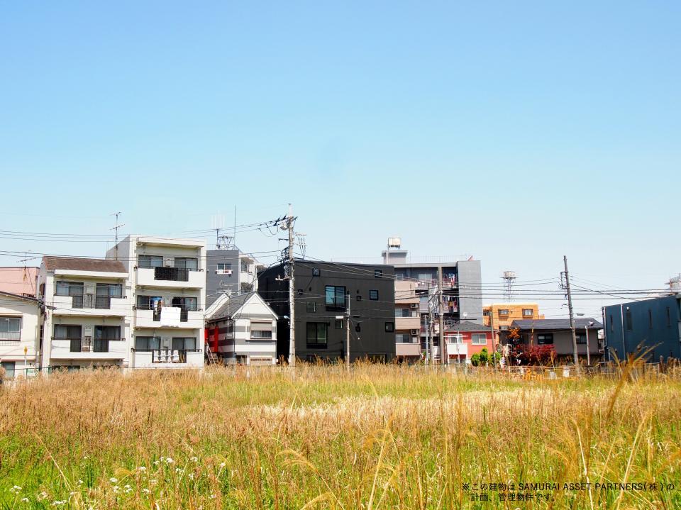 板橋区の共同住宅の写真5