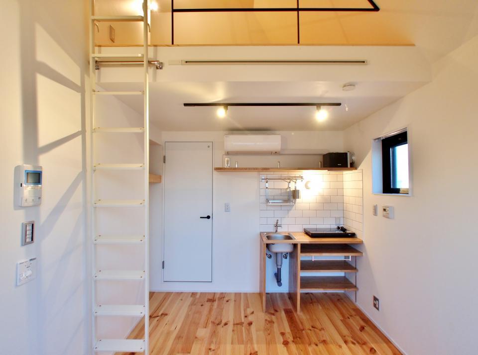 東京都北区の共同住宅の写真11
