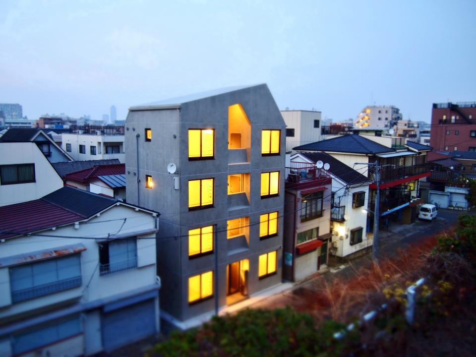 東京都北区の共同住宅の写真4