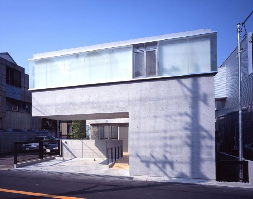 I-HOUSE RC造と木造の混構造 柔らかい光の空間 の写真0