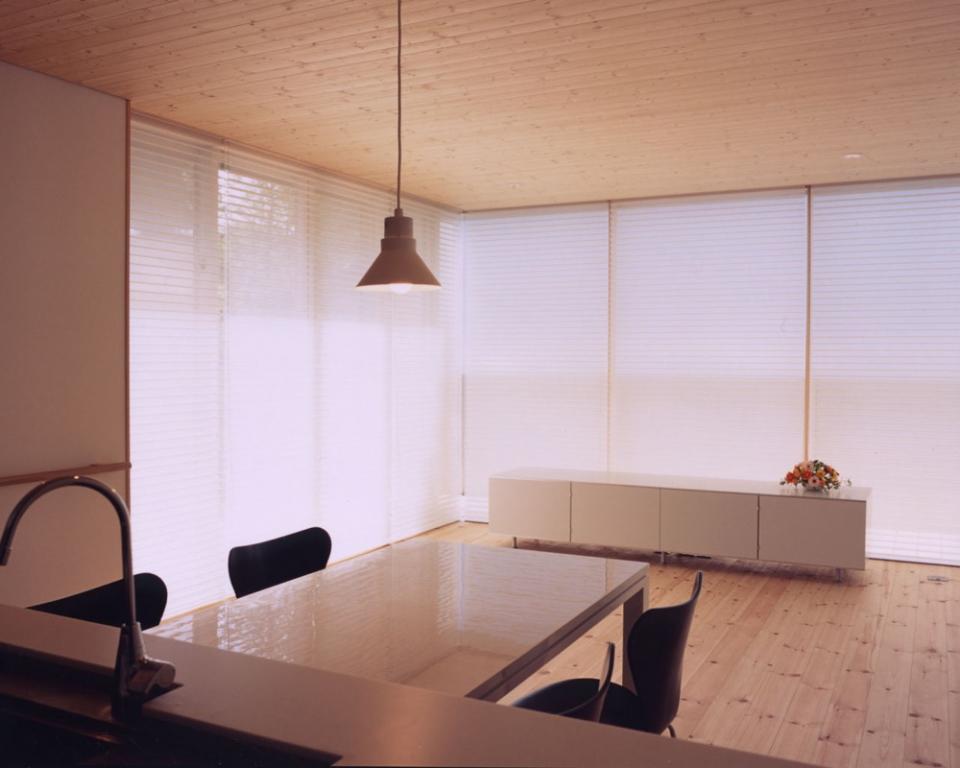 I-HOUSE RC造と木造の混構造 柔らかい光の空間 の写真11