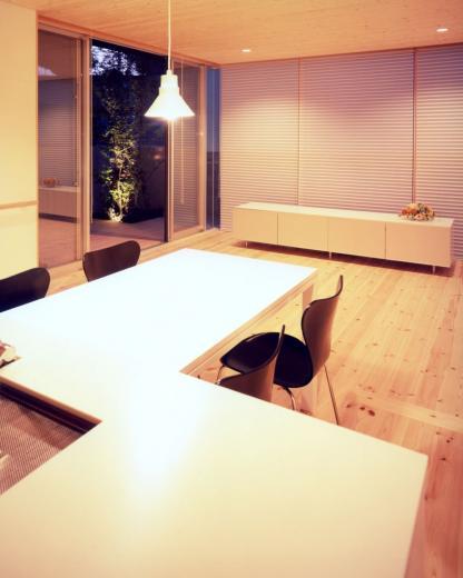I-HOUSE RC造と木造の混構造 柔らかい光の空間 の写真12