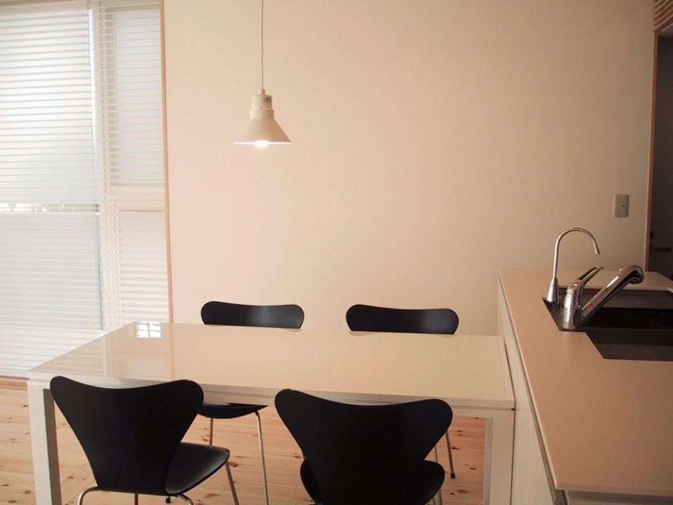 I-HOUSE RC造と木造の混構造 柔らかい光の空間 の写真13
