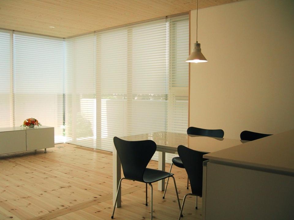 I-HOUSE RC造と木造の混構造 柔らかい光の空間 の写真14