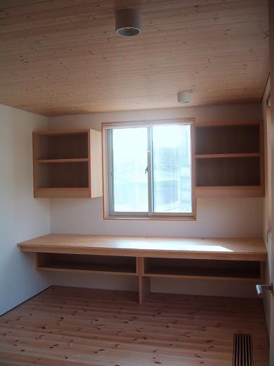 I-HOUSE RC造と木造の混構造 柔らかい光の空間 の写真4