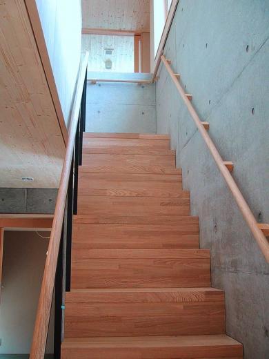 I-HOUSE RC造と木造の混構造 柔らかい光の空間 の写真6