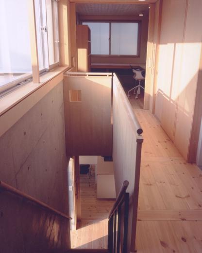I-HOUSE RC造と木造の混構造 柔らかい光の空間 の写真7