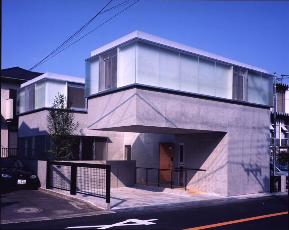 I-HOUSE RC造と木造の混構造 柔らかい光の空間 の写真8