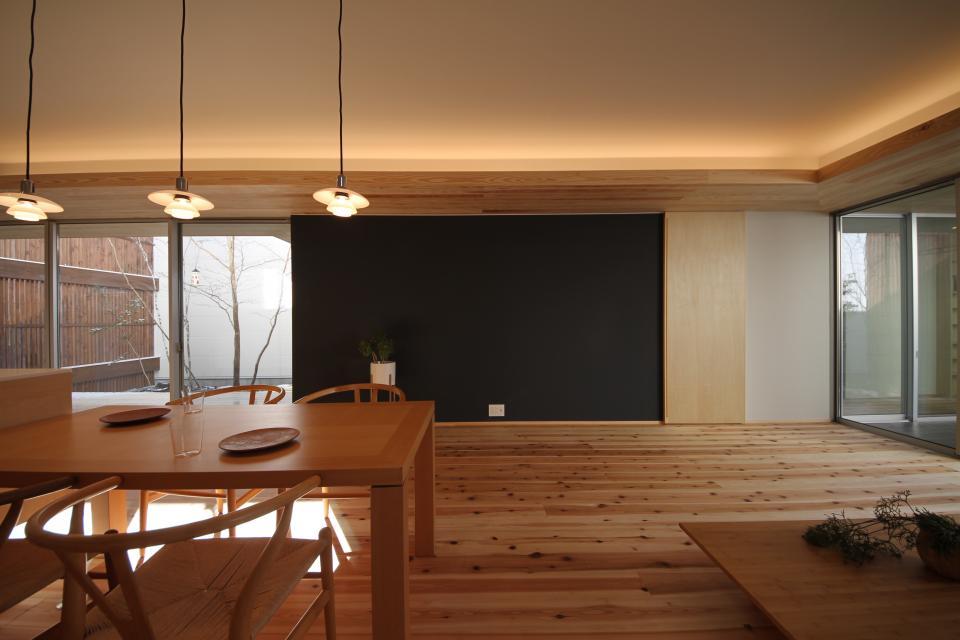 sadaltager/方位性を失うことのできるコートハウスの作り方を考える。の写真2