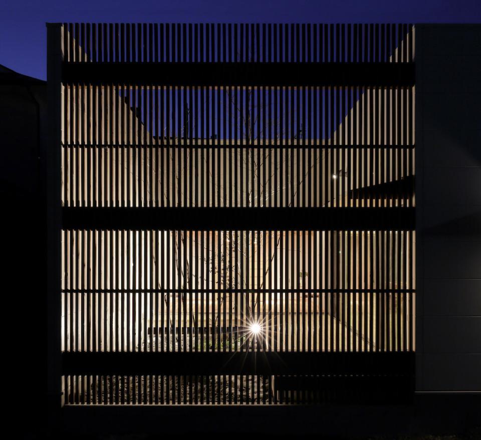 sadaltager/方位性を失うことのできるコートハウスの作り方を考える。の写真8