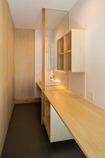 elnath/平面的、立体的な斜めの壁によって構成された空間を考えてみる。の写真9