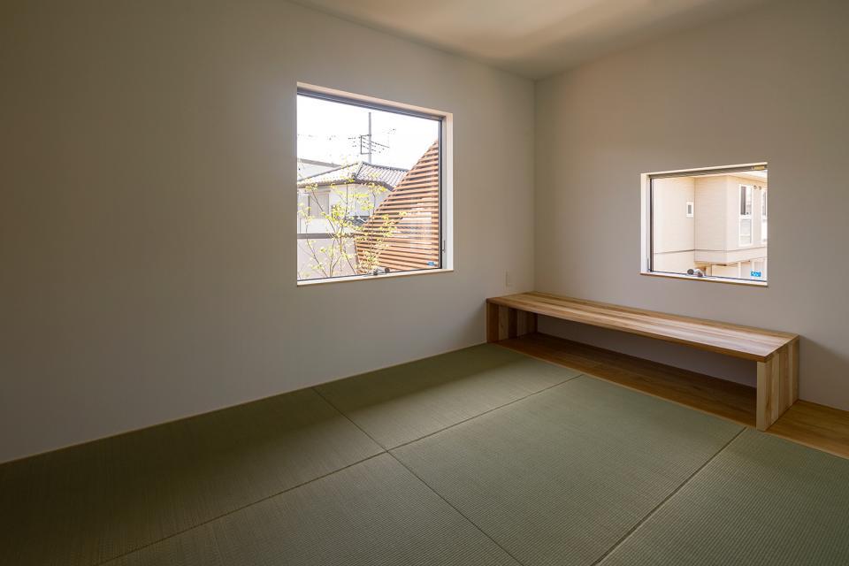 elnath/平面的、立体的な斜めの壁によって構成された空間を考えてみる。の写真13