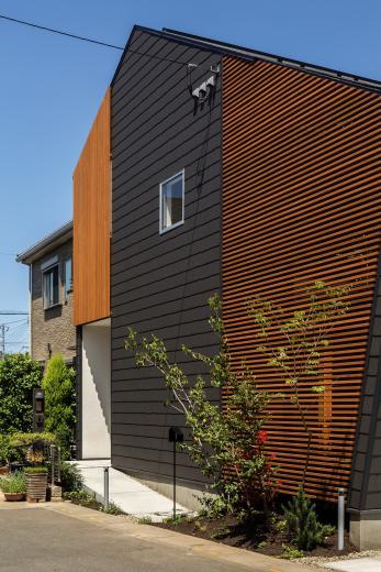elnath/平面的、立体的な斜めの壁によって構成された空間を考えてみる。の写真18