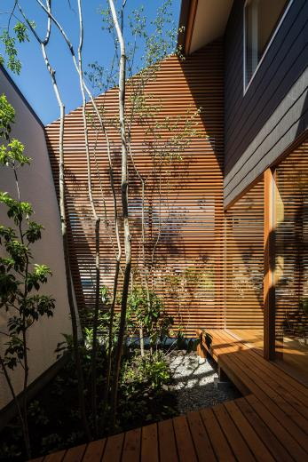 elnath/平面的、立体的な斜めの壁によって構成された空間を考えてみる。の写真1