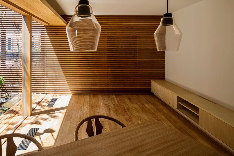 elnath/平面的、立体的な斜めの壁によって構成された空間を考えてみる。の写真8