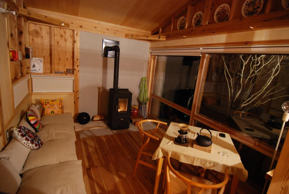 OUR CABIN OUR DIYの写真10