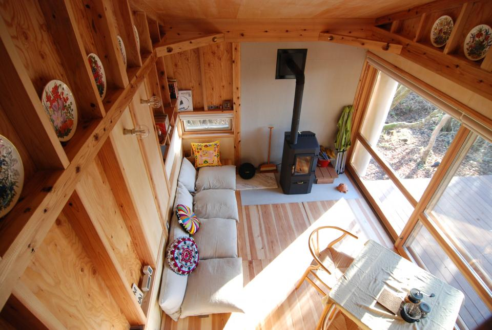 OUR CABIN OUR DIYの写真13