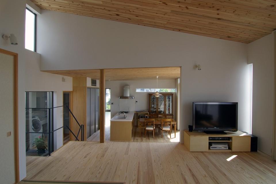 茅ケ崎の家の写真2