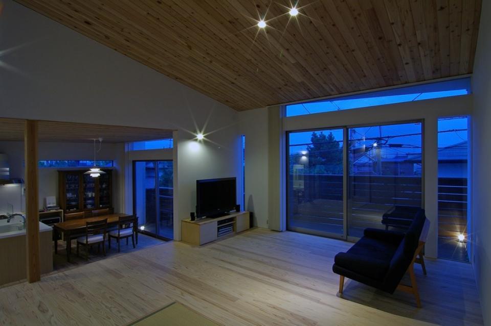 茅ケ崎の家の写真4