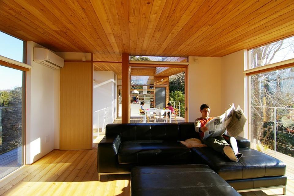 回遊テラスの家の写真2