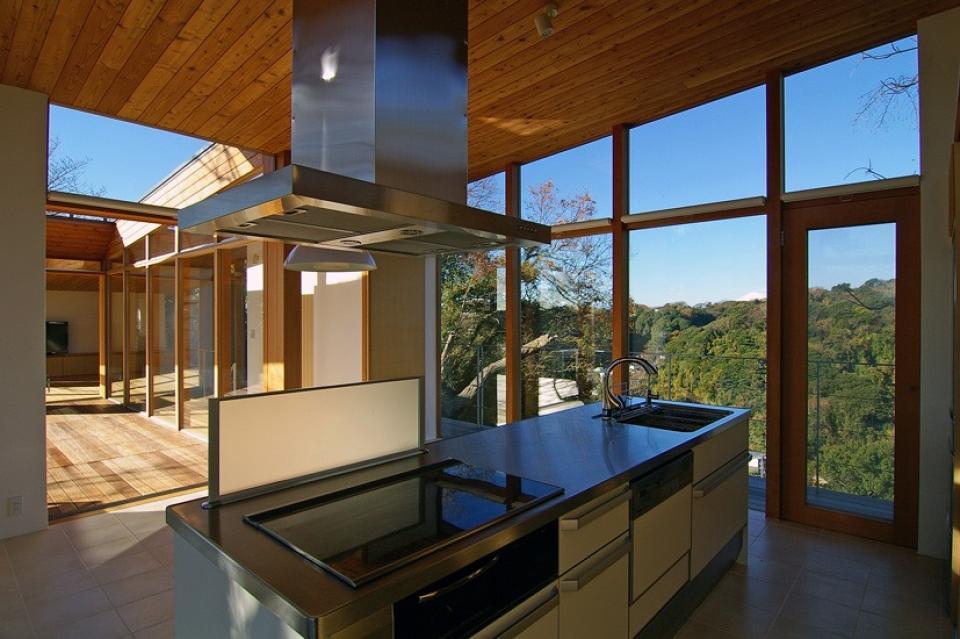 回遊テラスの家の写真4