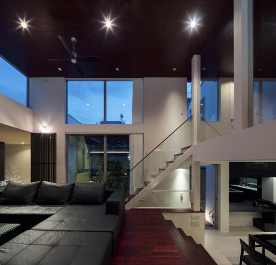 ルーバーコートの家の写真6