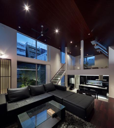 ルーバーコートの家の写真8