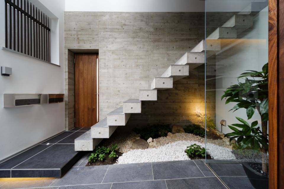 VERTICAL HOUSE (縦格子の家)の写真10