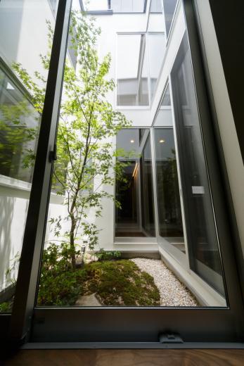 VERTICAL HOUSE (縦格子の家)の写真17