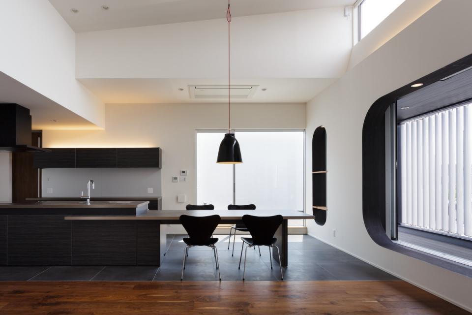 VERTICAL HOUSE (縦格子の家)の写真3
