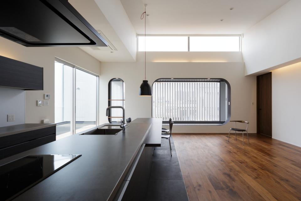 VERTICAL HOUSE (縦格子の家)の写真4