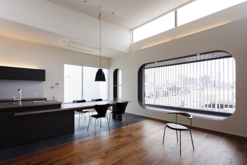 VERTICAL HOUSE (縦格子の家)の写真6